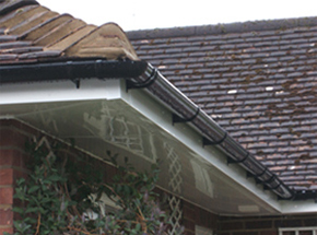 Guttering, Soffit and Fasicas